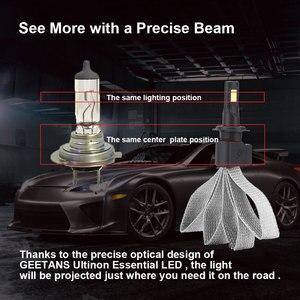 Image 4 - H4 H7 LED Car Lights 9005 H11 H8 H9 HB1 HB3 9006 9007 880 Car Headlight Lamp Bulb LED Light 12V 8000LM 6000K 2PCS AF