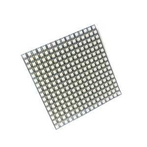 Image 5 - DC5V 16x16 WS2812B 256 Pixels panel Individually addressable led Flexible Screen Matrix light