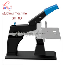 SH-03 Desktop Manual Riding Stapler Sewing Machine Staping Machine Binding Book Machine