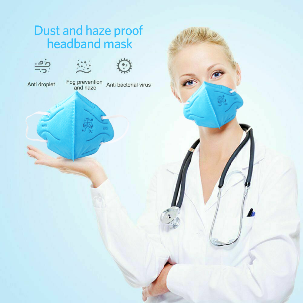 KN95 Protective Mask Anti-dust Filter Face Cover PPE Labor Protection Safety Respirator Personal Care Supplies