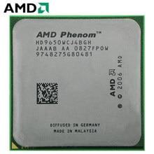 AMD Phenom X4 9650 HD9650WCJ4BGH 95 Вт ЦПУ 940 AM2 + 100% рабочий процессор AM2 +