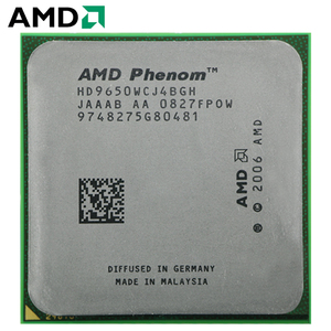 AMD Phenom X4 9650 HD9650WCJ4BGH 95W CPU 940 AM2+ 100% working properly Desktop Processor AM2+