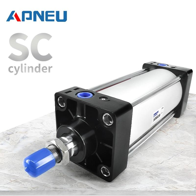 SC 125x200  Luftzylinder Pneumatikzylinder Zylinder Aircylinder ETSC125x200