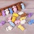 10 шт./партия Kawaii Мини 3,5 см в виде медведя из мультфильма плюшевые куклы мягкие игрушки в виде животных с наполнением, детские игрушки для дет...