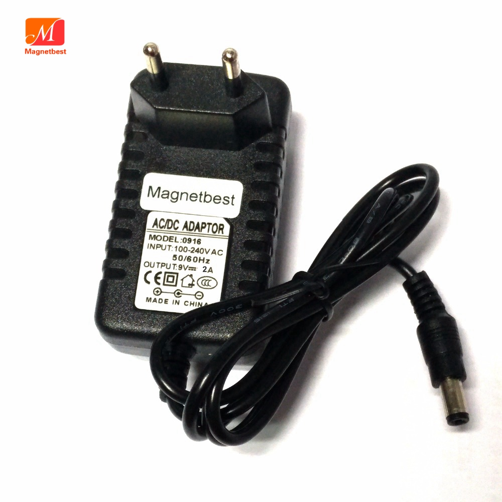 9V 2A AC Adapter for DYMO LM210D LM-200 LM-150 1738976 PC II Printer charger