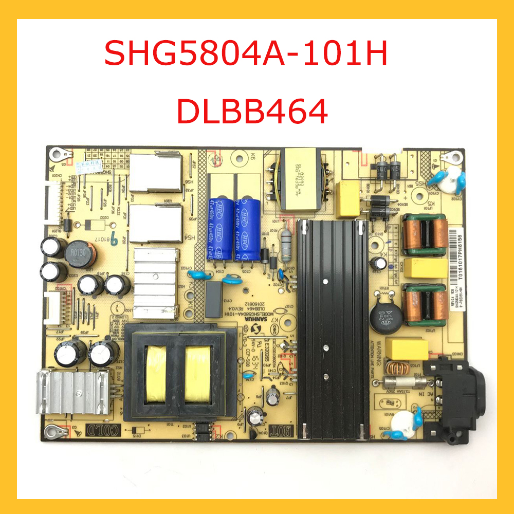 Shg5804a-101h Dlbb464 Power Support Board Shg5804a 101h Dlbb464 Professional Tv Parts Shg5804a101h Original Power Supply