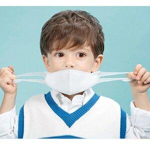 Image 3 - يمكن التخلص منها الأطفال طفل أقنعة 3 layer غير المنسوجة ثلاثية الأبعاد تنفس الكبار الفم قناع التنفس mascarillas الفم دثر الرعاية الصحية