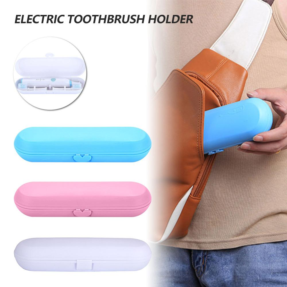 Portable Electric Toothbrush Case  Healthy Plastic Travel Storage Box  Toothbrush  Holders  For  Philips Oral-B Panas