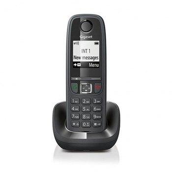 Telefono fijo inalambrico gigaset as405 negro