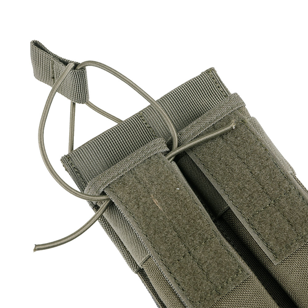 Outdoor Tactical Convertible KRISS MP7 Double Magazine Pouch Hunting Magazine Bag Military
