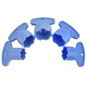 5pcs/set Plastic Faucet Aerato