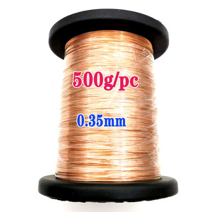 Image 4 - 500g/pc  0.21 0.23 0.25 0.29 0.33 0.35 0.37 0.4 0.45 0.5 0.6 0.7 0.8 0.85 mm Wire Enameled Copper Wire Magnetic Coil Winding DIY