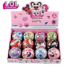 Toy Model-Doll Surprise-Toys Blind-Box Gift Manual Beautiful Sent-Random DIY