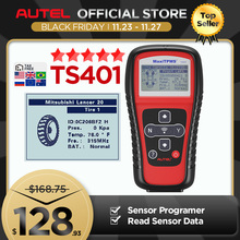 Autel MaxiTPMS TS401 Tire Pressure Monitoring System OBD2 TPMS Diagnose Scanner Werkzeug Aktivieren 315 433MHZ Sensor Programmierung