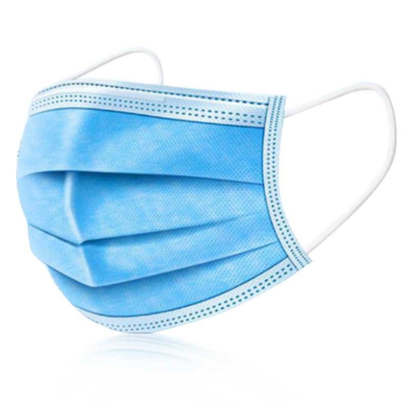 20 Pcs  Respiratory  Mask Anti Dust Disposable Face Masks 3 Layer Filter Face Protection Mouth Masks Breathable Earloop Mask