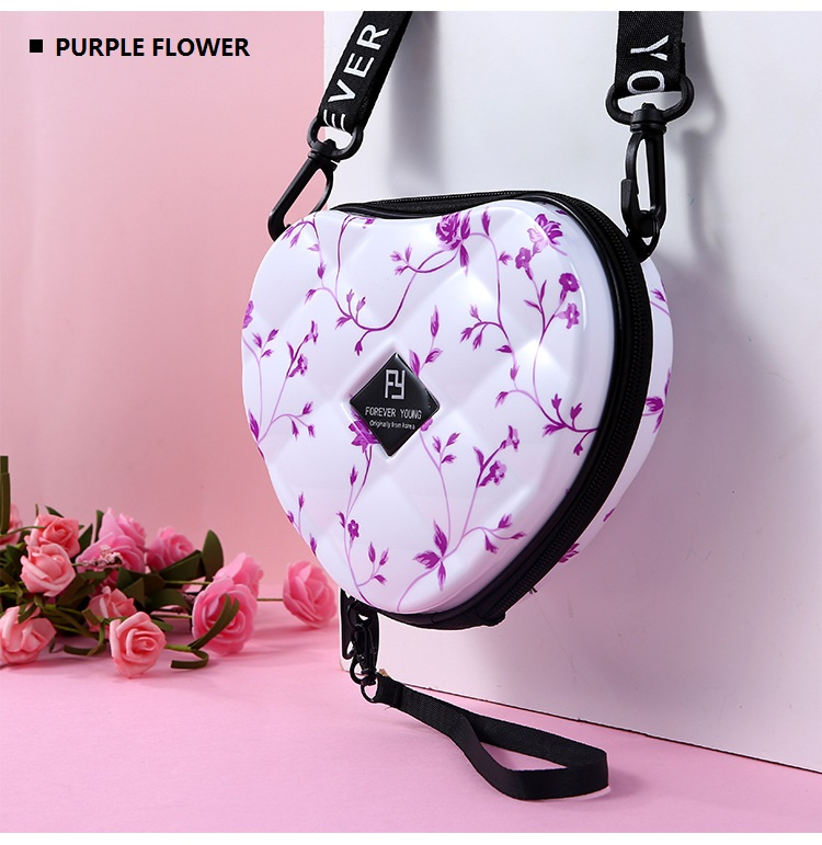 Hb8887c1e1f01428db7613eba7ec76761X - Fashion Luxury HandBags Heart Shaped PVC Mini Shoulder Bag for Woman Fashion Designer Personality Small Box Women Purses