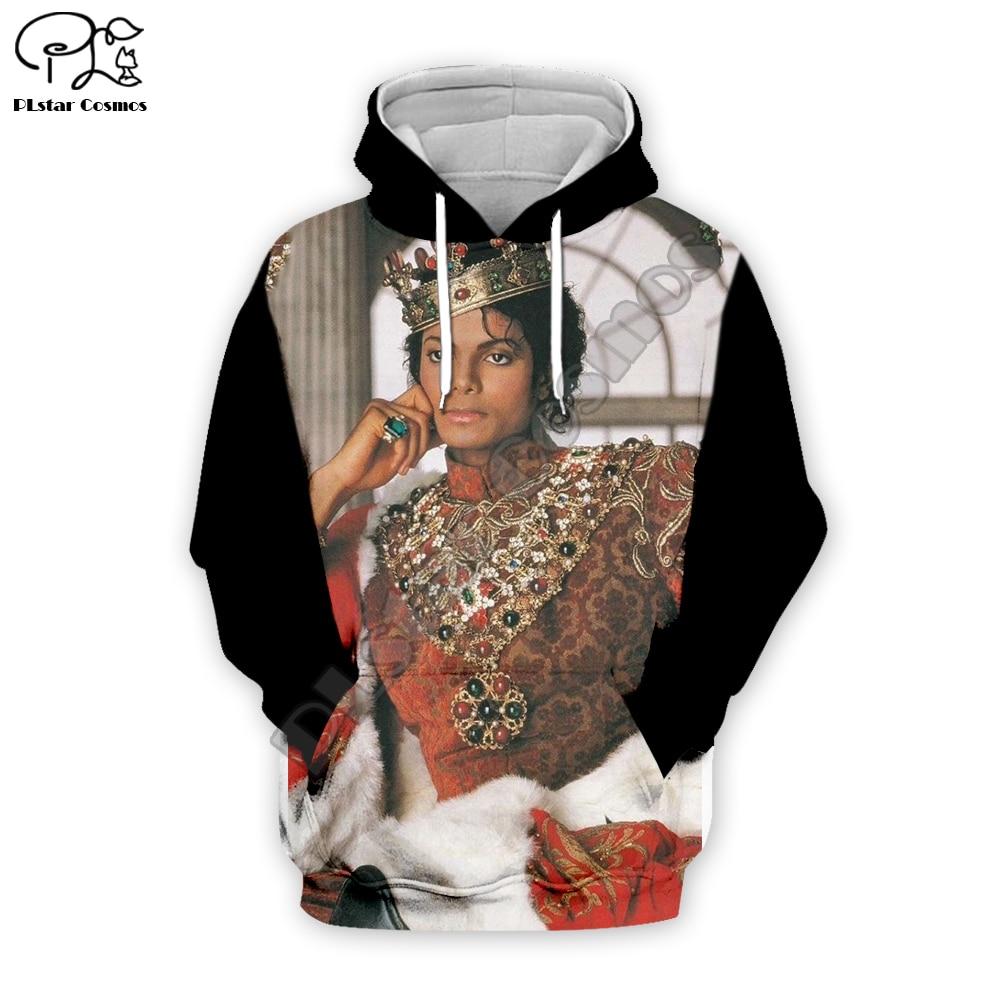 Hot Michael Jackson 3D Print Women//Mens Hoodie Sweatshirt Pullover tops Jumper
