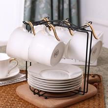 купить Home Kitchen Coffee Cup Rack Multiple Hooks Mug Holder Glass Cup Rack Tea Black Coffee Anti-Rust Coated Steel Display Stand по цене 300.91 рублей