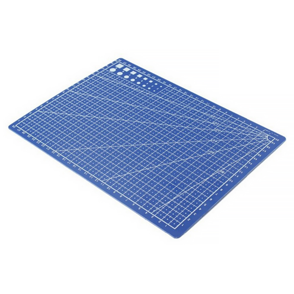 A4 Grid Lines Self Healing Cutting Mat Craft Card Fabric Leather Paper Board 30 * 22cm