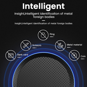 Image 3 - amzish 15W Fast QI Wireless Charger For iPhone 11 Pro 8 X XR XS Max 15W USB Quick Wireless Charging Pad For Samsung S10 S9 Note9