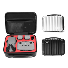 Hard Shell Carrying Case For DJi Mavic Air 2 Drone Storage Bag Waterproof Shockproof Box Package for mavic air2 Accessories pgytech safety carrying case for dji spark camera drone accessories waterproof hard eva foam equipment carrying fpv rc parts