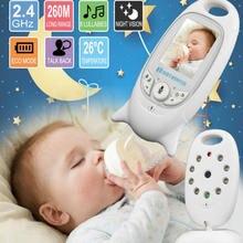 Беспроводная камера наблюдения за ребенком с датчиком температуры