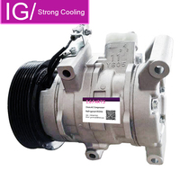 10S11C A/C Compressore AC Per Toyota Hilux III Pick-up 2.5D-4D 3.0D-4D 447160 -1970 447160-2020 447180-8280 447260-8020
