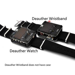 Image 4 - Dstike wi fi deauther relógio esp8266 placa de desenvolvimento