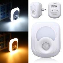 Настенный светильник US100V или EU220V, Ночной светильник, датчик движения, пир, инфракрасный, активированный, 26 светодиодный, настенный, аварийный светильник, для прихожей, спальни