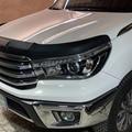 2015-2020 Bonnet Guard Shields For Toyota Hilux Revo Rocco 2015 2016 2017 2018 2019 2020