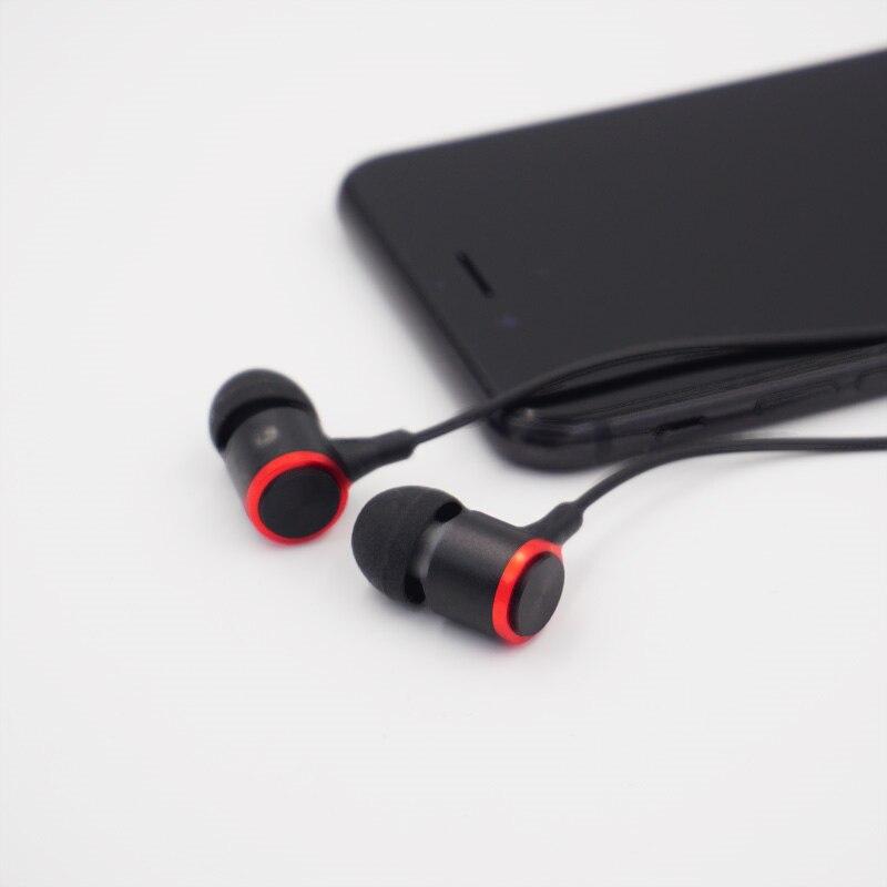 Écouteurs extra basse ligne pour téléphones portable 2
