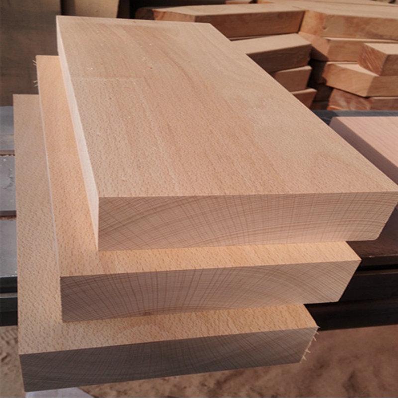 HQ T3 DIY Wood Spoon Tray Carving Material Beech Wood Timber Log Rare Wood Block Wood Lumber Custom Made 0.6/2CM Thickness