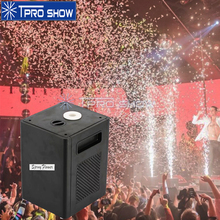 Machine à feu dartifice pour effet de scène DJ 400W avec télécommande Dmx pour fête Disco de mariage