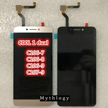 LCDs For LeEco Letv le3 Le 3 LeRee R116 Coolpad cool 1 Dual Pro C106-9/8 C107 To