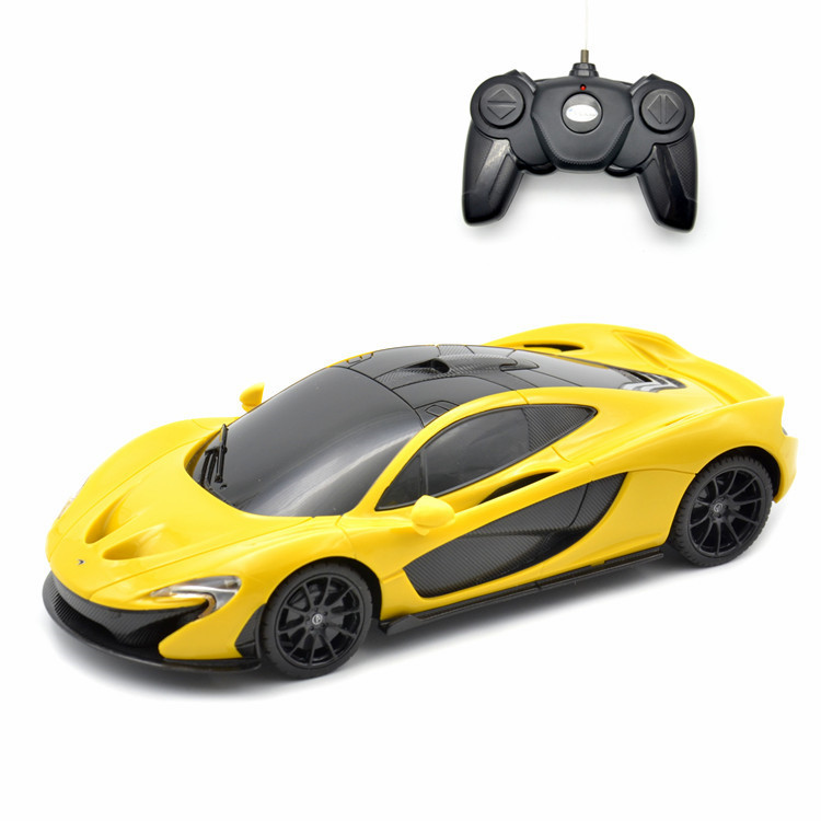 XINGHUI Entertainment McLaren P1 Remote Control Car 1:24 McLaren Pi Model Remote Control Car Toy Car Model 75200