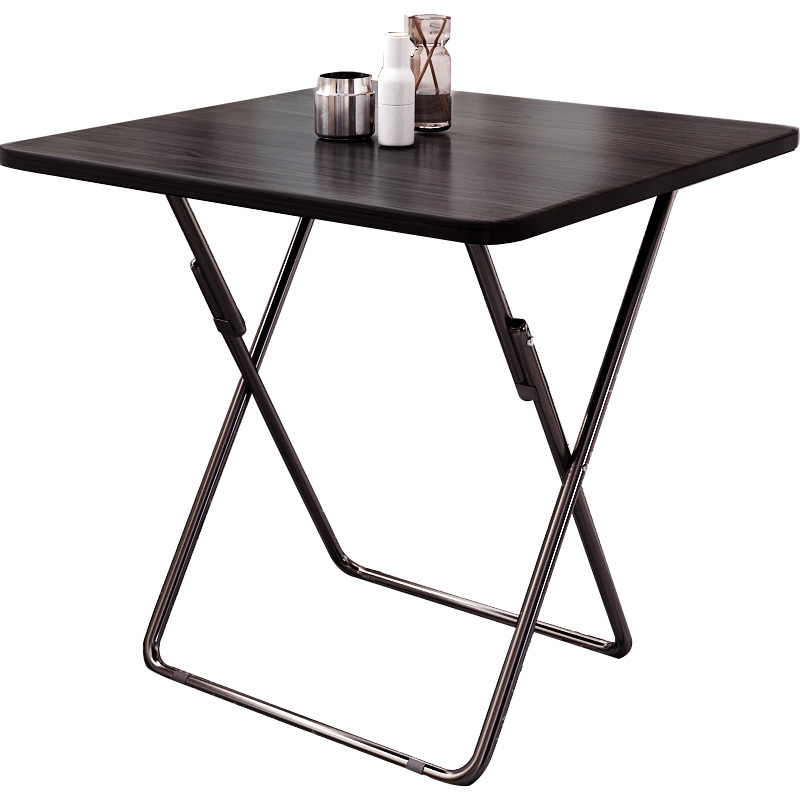 Folding Table Dining  Home Small Apartment Round  Square Portable  Simple  Eating