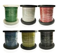 10m Teflon Wire UL10064 26AWG 32AWG 34AWG Teflon Micro Litz Wire Solder with High Conductivity For Household Appliance