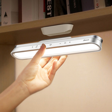 Baseus Magnetic Table Lamp Hanging Wireless Touch LED Desk Lamp Home Cabinet Study Reading