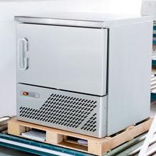 Congelador rápido da explosão da cozinha das panelas do equipamento comercial 5 da refrigeração do restaurante do hotel-cfr livre de 35 graus pelo mar