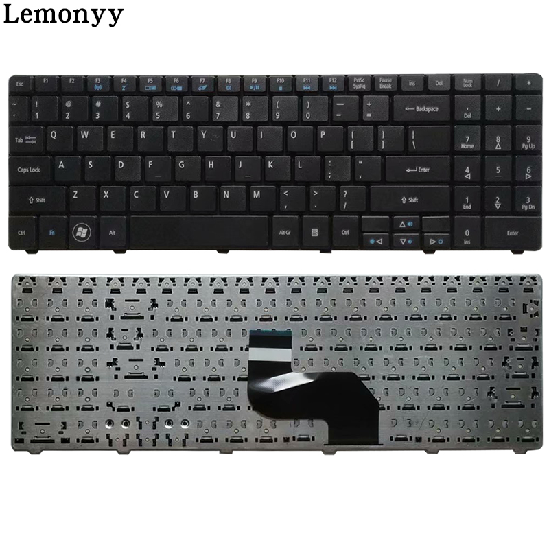 US Laptop Keyboard For Acer Aspire 5241 5334 5516 5517 5532 5534 5541 Emachines E725 E527 E727 E525 E625 E627 E430 E628 E630