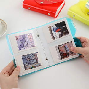 Image 3 - 64 Pockets Mini Instant Photo Album Picture Case for Fujifilm Instax Film 7C 7S 8 9 25 50s 70 90