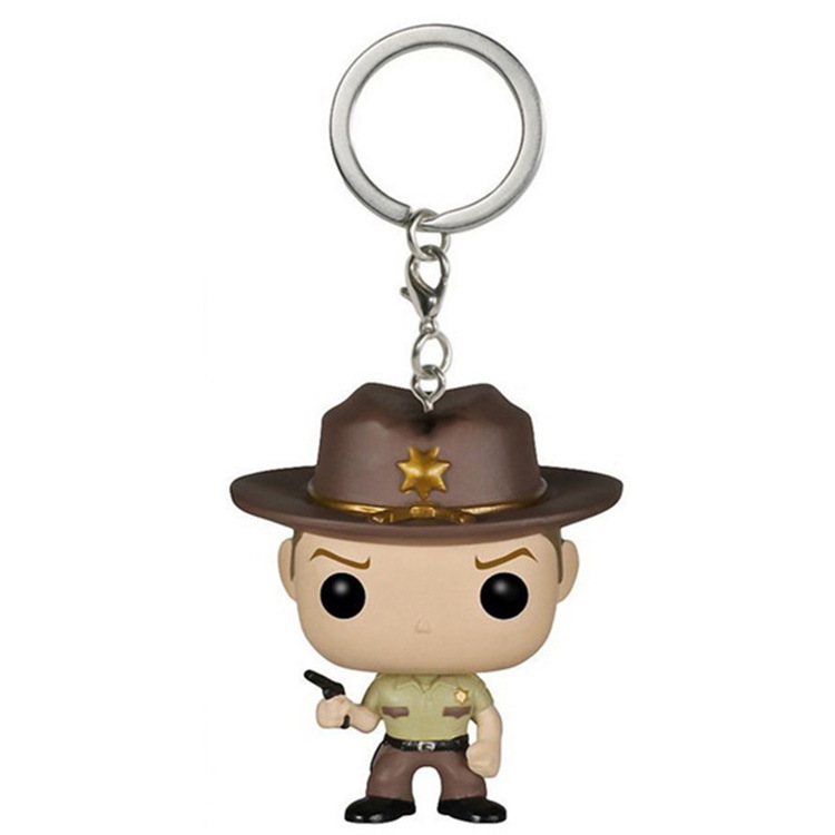 america-font-b-walking-b-font-font-b-dead-b-font-classic-tv-action-figures-rick-doll-4cm-key-buckle-boy-collection-for-adult-gifts