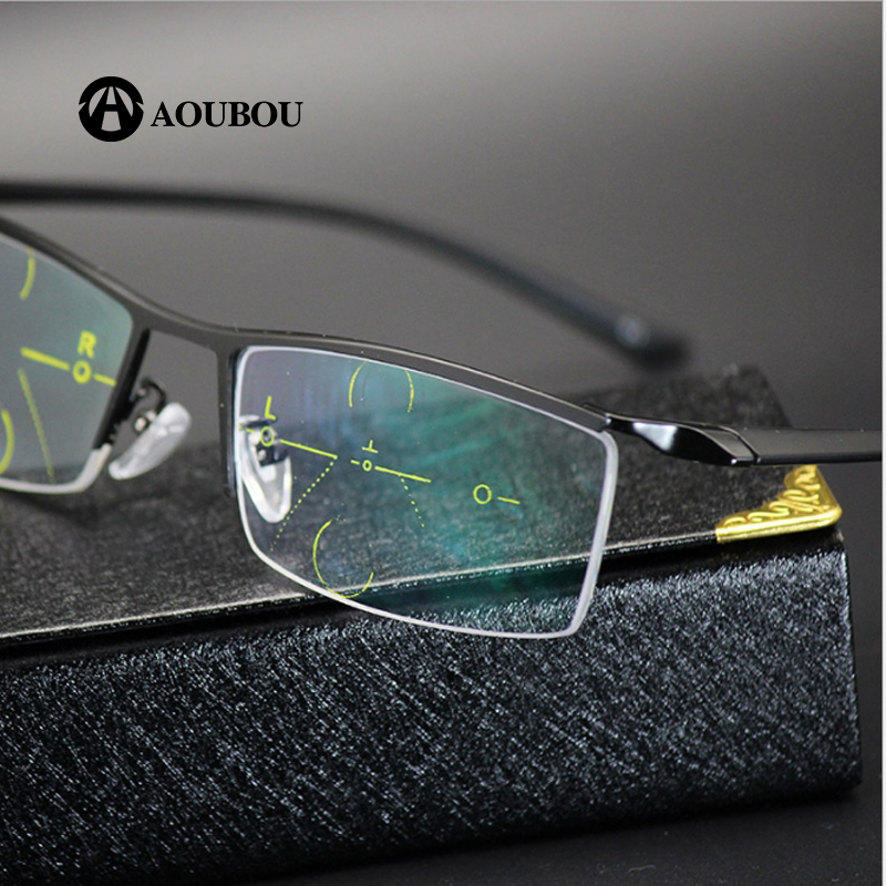 progressive glasses multifocal Reading glasses photochromic presbyopic okulary anti blue light gafas oculos rayban masculino