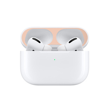 Dust-proof Scratchproof Sticker For AirPods 1 2 3 Pro Dust Guard Protective Earphone Film For Apple AirPods 2 1 3 Cover Stickers 2