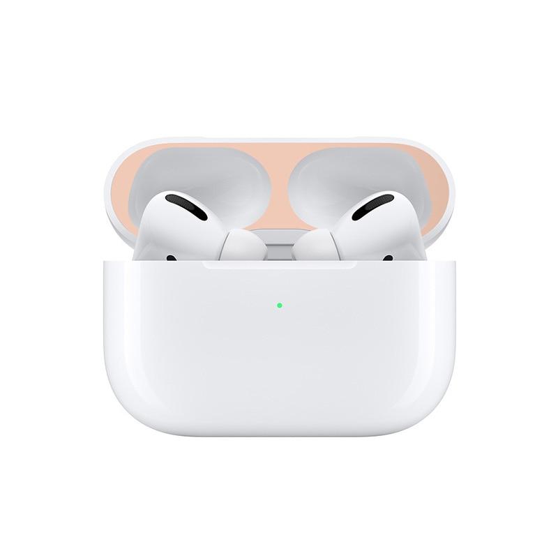 Apple AirPods 2 üçün toz mühafizəsi 1 1 qutu stikeri hava - Portativ audio və video - Fotoqrafiya 3