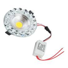 Icoco современный cob светодиодный потолочный светильник внутренний