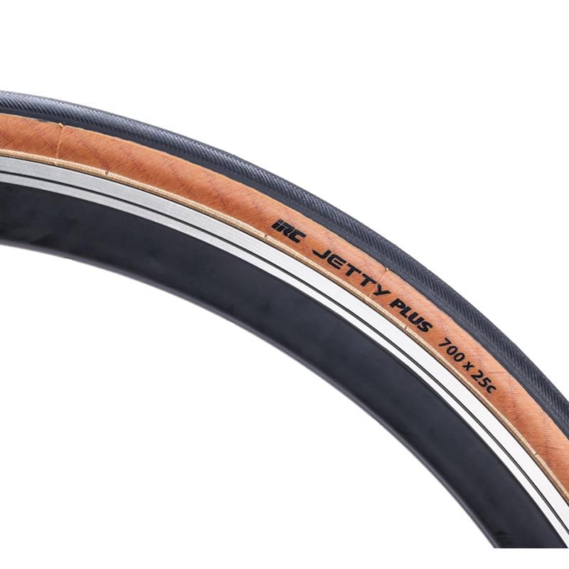 IRC JETTY Road Folding Reifen 700 × 23C/25C 60TPI 700C Fahrrad Pendler Reifen