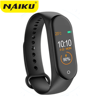 New Smart Band M4  Fitness Tracker Smart Watch Sport Smart Bracelet Heart Rate Blood Pressure Smartband Monitor Health Wristband new m5 smart band fitness tracker smart watch sport smart bracelet heart rate blood pressure smartband monitor health wristband