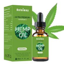 30ml Hemp Oil 7000mg 100% Natural Organic Herbal Essential