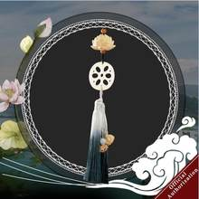 TV Series The Untamed Lotus Pendant Cosplay Accessories The Untamed Creative Product(China)